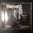 Transplants - Haunted Cities CD (M-/M-) -rapcore-