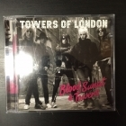 Towers Of London - Blood Sweat & Towers CD (M-/M-) -glam punk-