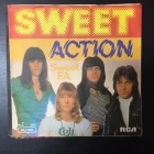 Sweet - Action / Sweet F.A. 7'' (VG-VG+/VG+) -glam rock-