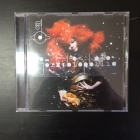 Björk - Biophilia CD (VG+/M-) -art pop-
