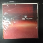 TPM - Red Fuzzzone CDEP (VG+/M-) -hard rock-