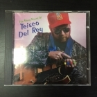 Teisco Del Rey - The Many Moods Of Teisco Del Rey CD (M-/VG+) -surf rock-