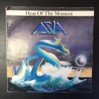Asia - Heat Of The Moment / Ride Easy 7'' (VG+/VG) -prog rock-