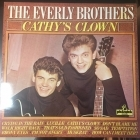 Everly Brothers - Cathy's Clown LP (VG+/VG+) -rock n roll-