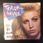 Taylor Dane - I'll Be Your Shelter / Ain't No Good 7'' (VG-VG+/VG+) -pop-