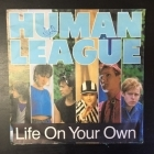 Human League - Life On Your Own / The World Tonight 7'' (VG/VG) -synthpop-