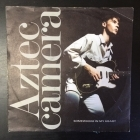 Aztec Camera - Somewhere In My Heart / Everybody Is A Number One 7'' (VG+/VG+) -new wave-