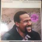 Marvin Gaye - Dream Of A Lifetime LP (VG-VG+/VG+) -soul-