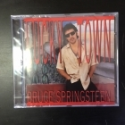 Bruce Springsteen - Lucky Town CD (avaamaton) -roots rock-