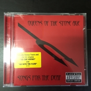 Queens Of The Stone Age - Songs For The Deaf CD (M-/M-) -stoner rock-