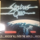 Status Quo - Rockin' All Over The World LP (VG/VG) -hard rock-