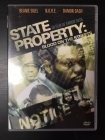 State Property - Blood On The Streets DVD (VG+/M-) -toiminta-