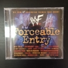 WWF Forceable Entry CD (VG+/M-)