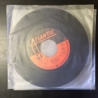 Bad Company - No Smoke Without A Fire / Love Attack 7'' (VG-VG+/-) -hard rock-
