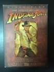 Adventures Of Indiana Jones - The Complete DVD Movie Collection 4DVD (VG+/VG+) -seikkailu-