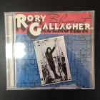 Rory Gallagher - Blueprint CD (VG+/VG+) -blues rock-
