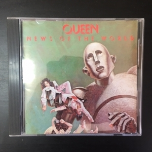 Queen - News Of The World CD (M-/M-) -hard rock-