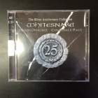 Whitesnake - The Silver Anniversary Collection 2CD (VG+-M-/VG+) -hard rock-