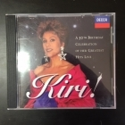 Kiri Te Kanawa - Kiri! (A 50th Birthday Celebration Of Her Greatest Hits Live) CD (M-/M-) -klassinen-