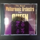 Royal Philharmonic Orchestra - Plays Queen Classic CD (VG/VG+) -klassinen-