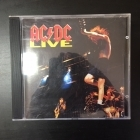 AC/DC - Live CD (VG/VG) -hard rock-