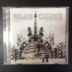 Radio Citizen - Berlin Serengeti CD (M-/M-) -downtempo-