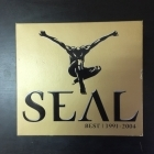Seal - Best 1991-2004 2CD (VG+/VG+) -soul/pop-