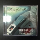 Poets Of The Fall - Signs Of Life CD (VG+/M-) -pop rock-
