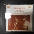 Shostakovich - The Gadfly / Five Days, Five Nights CD (M-/M-) -klassinen-
