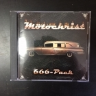 Mötochrist - 666-Pack CD (M-/M-) -hard rock-