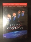 Space Cowboys DVD (VG/M-) -toiminta-