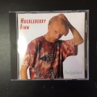 Huckleberry Finn - Puolijalokivi CD (M-/VG+) -pop-