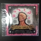 Exxon Valdez - Unreleased Fever By Professional Wankers CD (avaamaton) -punk rock-