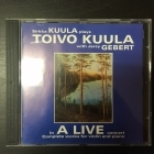 Sirkka Kuula & Jerzy Gebert - Toivo Kuula (Complete Works For Violin And Piano In A Live Concert) CD (M-/M-) -klassinen-