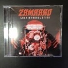Zamarro - Lust In Translation CD (VG/VG) -stoner rock-