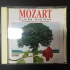 Mozart - Elvira Madigan CD (M-/M-) -klassinen-