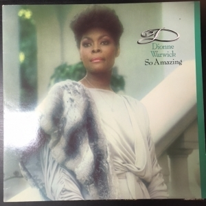 Dionne Warwick - How Many Times Can We Say Goodbye LP (VG+-M-/M-) -soul-
