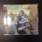Return To Forever - Romantic Warrior (remastered) CD (M-/M-) -jazz fusion-