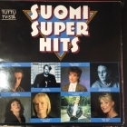 V/A - Suomi Super Hits LP (VG-VG+/VG+)
