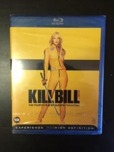 Kill Bill Volume 1 Blu-ray (avaamaton) -toiminta-