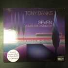 Tony Banks - Seven (A Suite For Orchestra) CD (M-/M-) -klassinen-