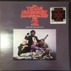 Texas Chainsaw Massacre Part 2 - Music From The Motion Picture LP (M-/VG+) -soundtrack-