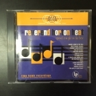 Reverend Horton Heat - Spend A Night In The Box CD (G/VG) -psychobilly-