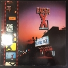 Racer X - Second Heat LP (G/VG+) -heavy metal-