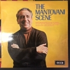 Mantovani And His Orchestra - The Mantovani Scene LP (VG-VG+/VG+) -easy listening-