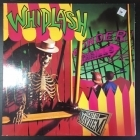 Whiplash - Ticket To Mayhem LP (VG/VG+) -thrash metal-