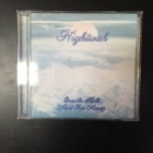 Nightwish - Over The Hills And Far Away CDEP (VG/M-) -symphonic metal-