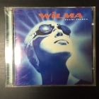 Wilma - Suuri valkea CD (M-/VG+) -dream pop-