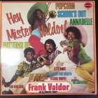 Frank Valdor And His Dimension-Singers - Hey Mister Valdor! LP (VG-VG+/VG+) -easy listening-