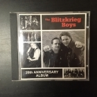 Blitzkrieg Boys - 20th Anniversary Album CD (VG+/M-) -punk rock-